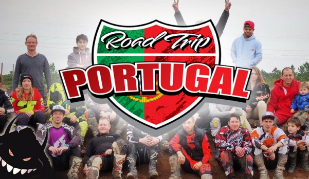 pit bike road trip portugal
