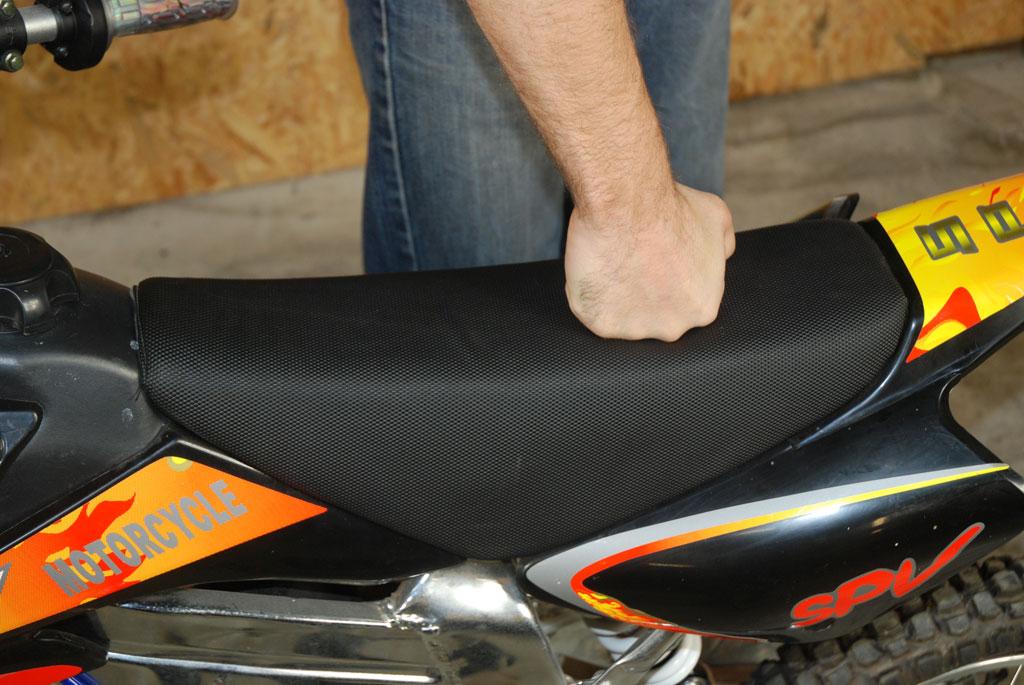 selle pit bike