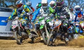 Championnat france 2017 pit bike