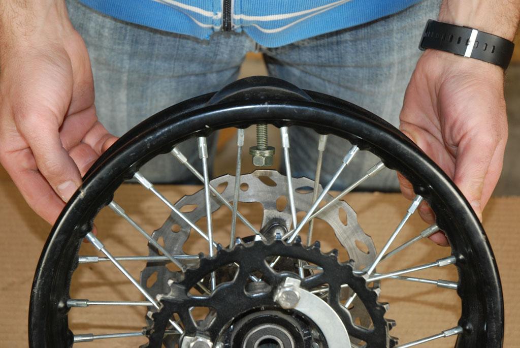 gripster dirt bike