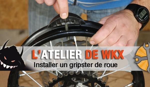 gripster pit bike
