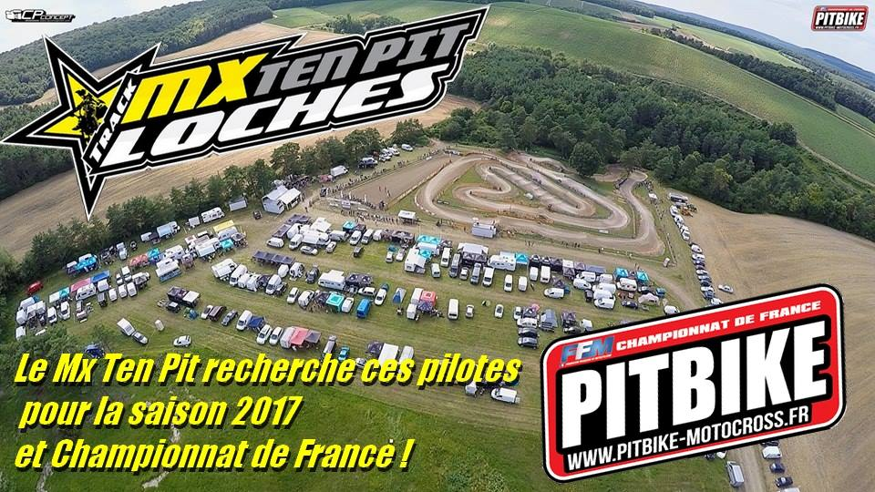 mx ten pit loches pit bike