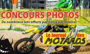 pit bike le journal des motards concours