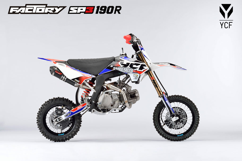 Pit Bike YCF Factory SP3 190R-