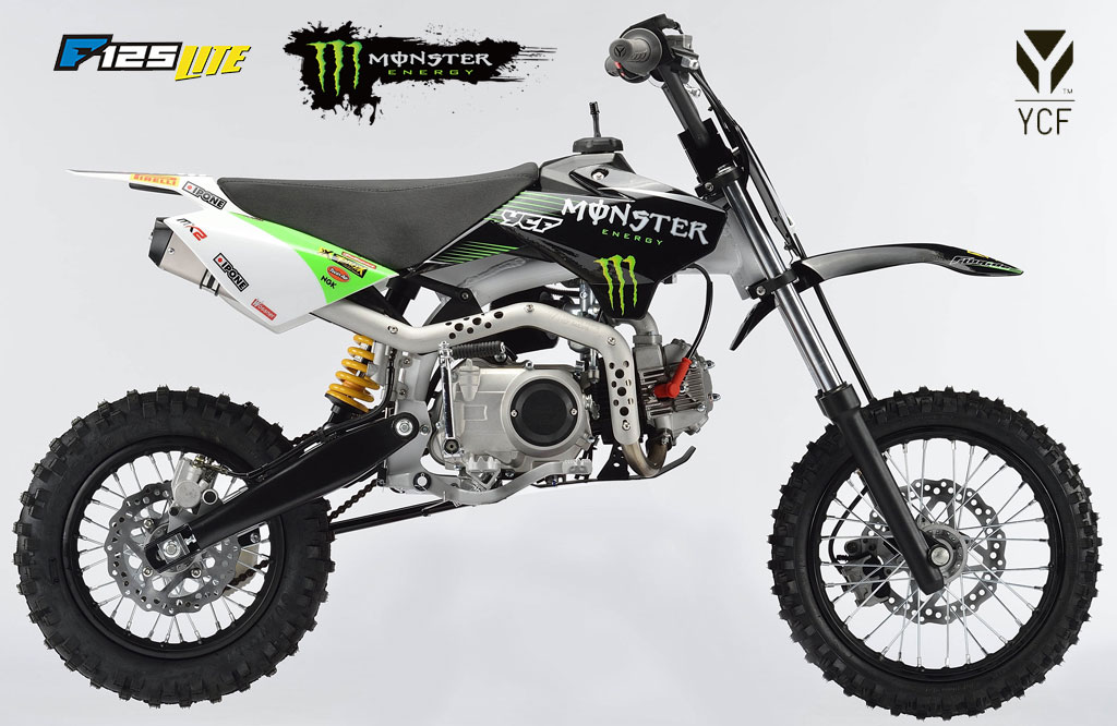Pit Bike YCF Lite F125 MONSTER