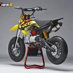 Dirt Bike YCF SM F125S