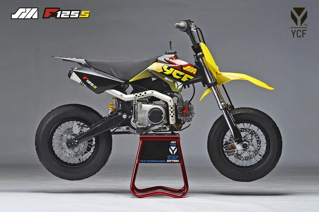 Pit Bike YCF SM F125S