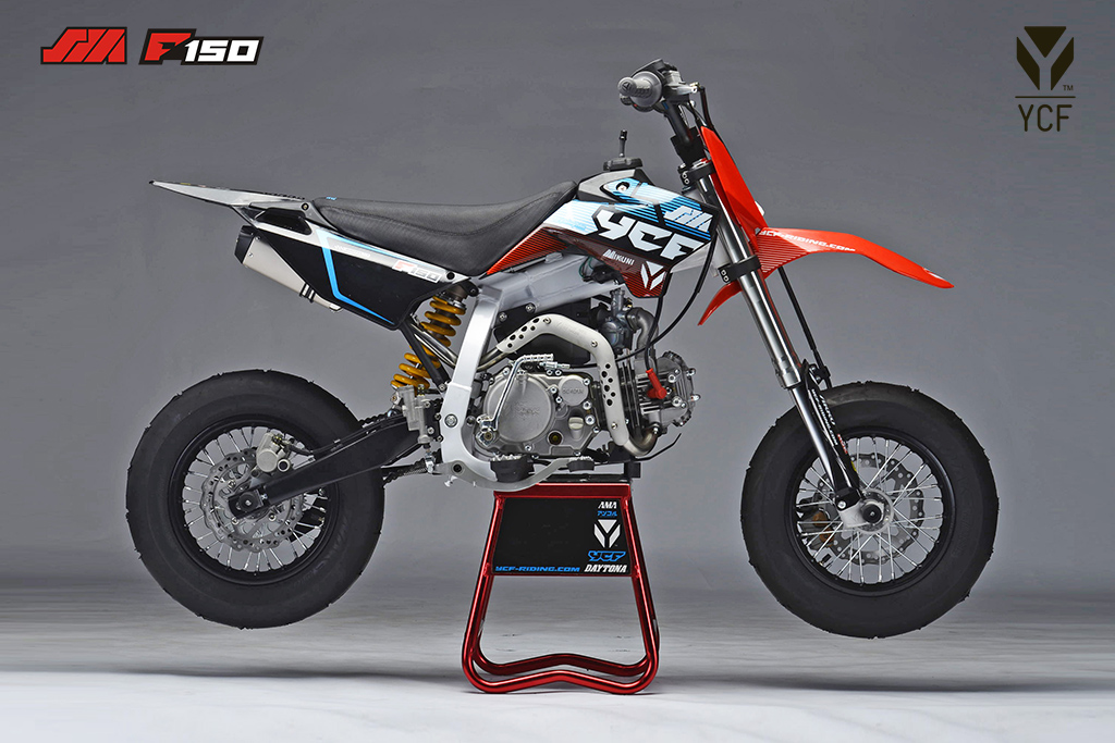 Pit Bike YCF SM F150