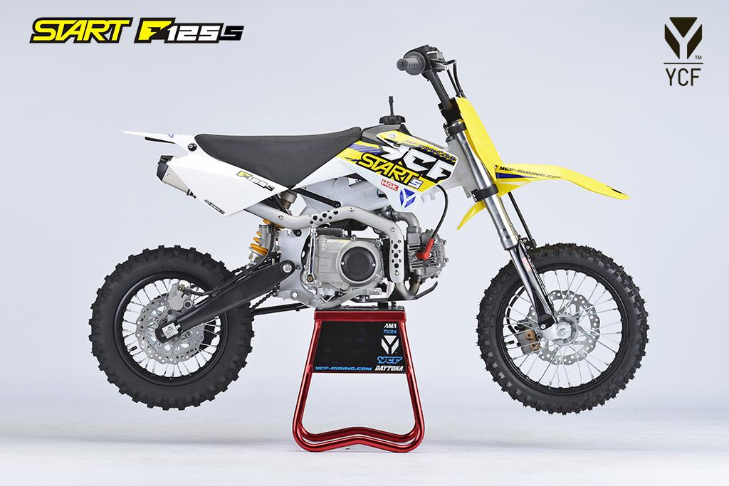 Pit Bike YCF Start F125 S