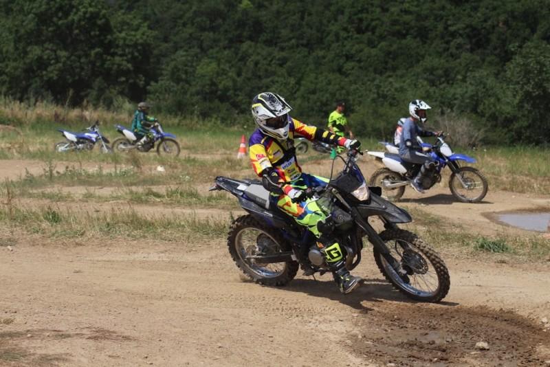 ecole pilotage motocross