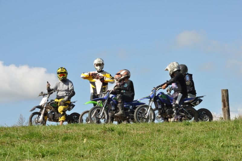 ecole pilotage pit bike