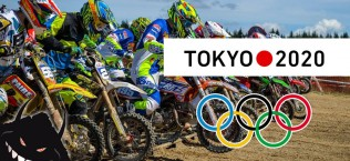 JO 2020 jeux olympique pit bike