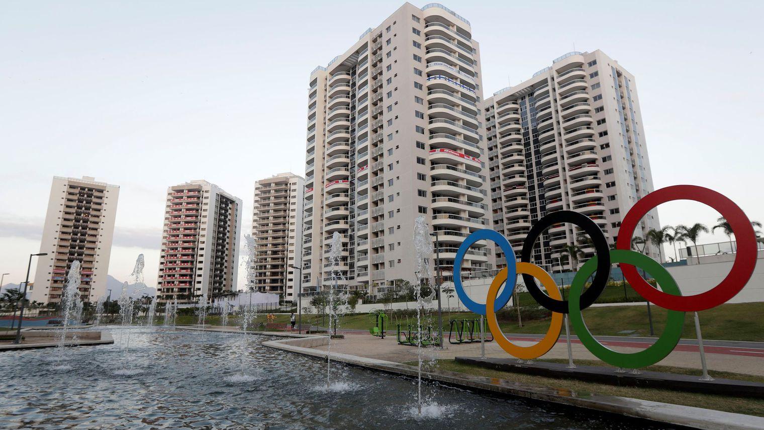 jeux olympiques 2016 village