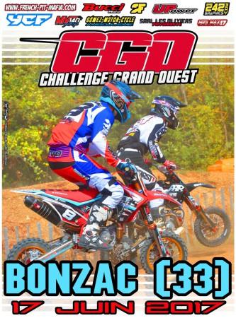 AFFICHE CGO BONZAC-2017