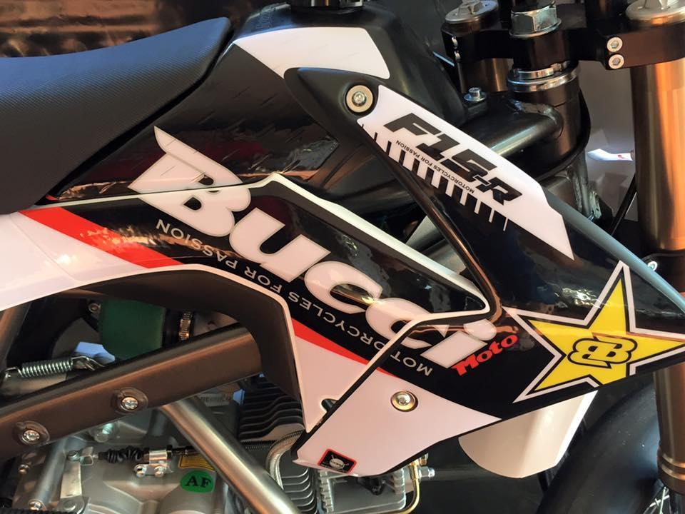 cadre bucci pit bike