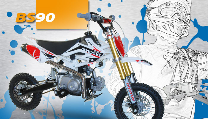 Moto enfant BS 90 BASTOS BIKE