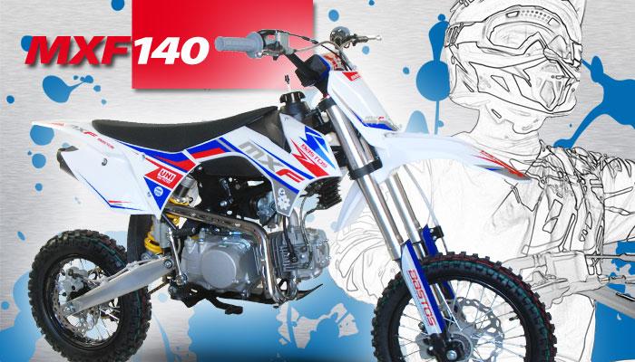 Pit Bike MXF 140 BASTOS BIKE