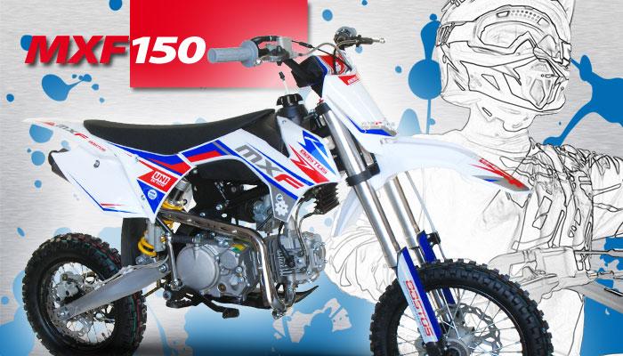 Pit Bike MXF 150 BASTOS BIKE
