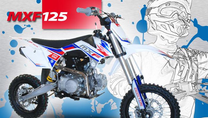 Pit Bike MXF 125 BASTOS BIKE