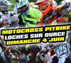resultats loches championnat france pit bike 2017