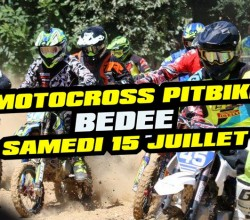 VVPA bedee france pit bike 2017