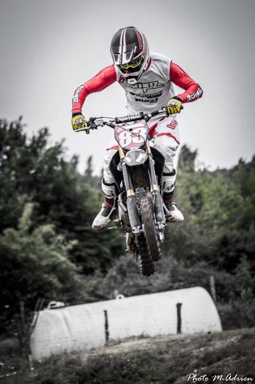 jermy amiel pit bike
