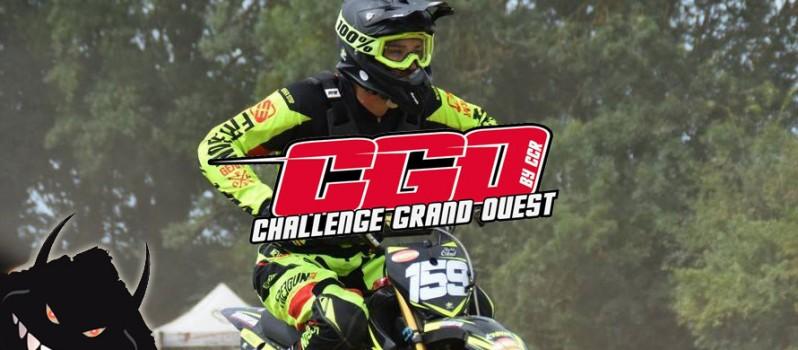 CGO 2017 mons pit bike