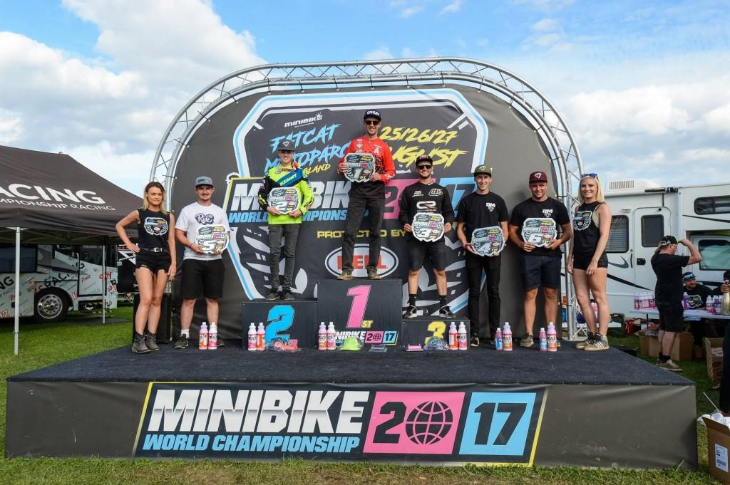 110cc minibike world championship