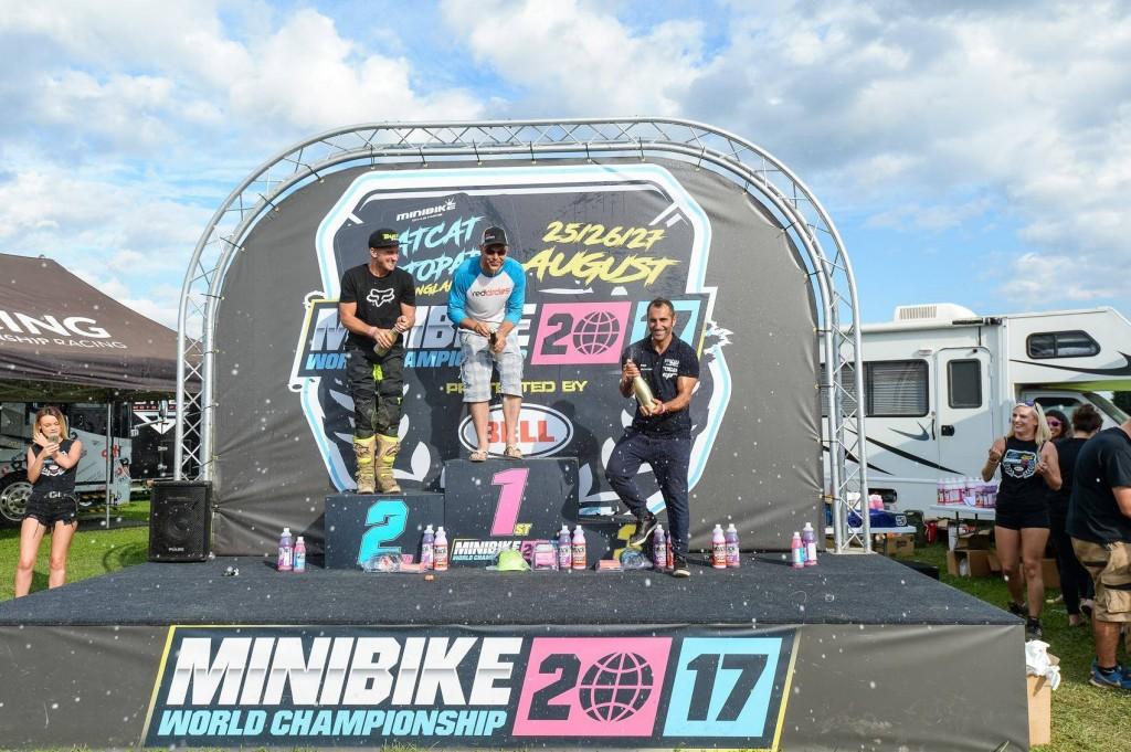 masters minibike world championship