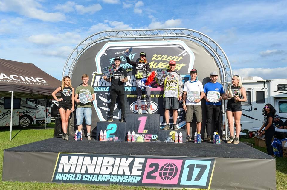 pro 160cc minibike world championship