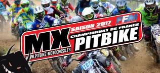 resultats championnat france pit bike 2017