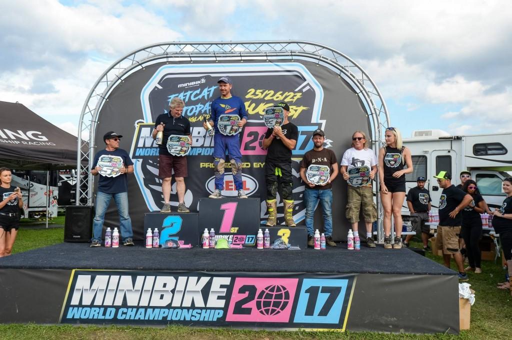 veterans minibike world championship