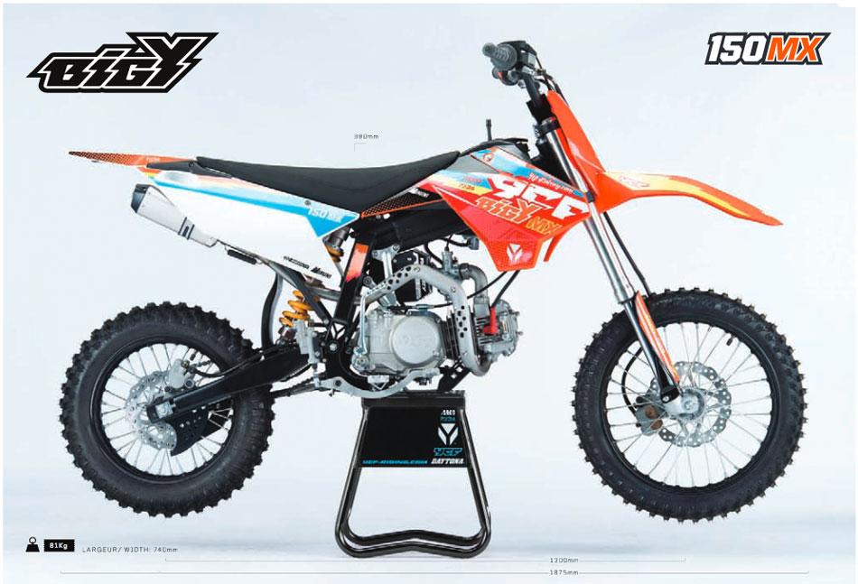 YCF bigy 150 mx