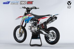 YCF bigy 190 mx daytona factory