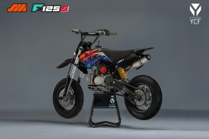 ycf sm f125s supermotard