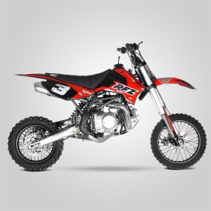 Pit Bike APOLLO RFZ EXPERT 125 édition 2018
