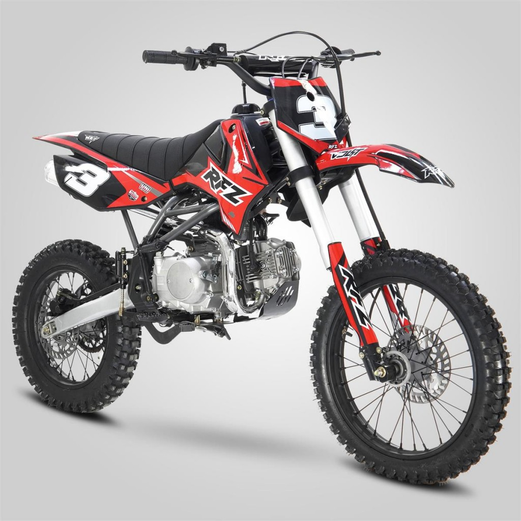 Pit Bike APOLLO RFZ EXPERT 150 14/17 - EPit Bike APOLLO RFZ EXPERT 150 14/17 édition 2018dition 2018