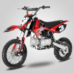 Pit Bike APOLLO RFZ JUNIOR 125 - Edition 2018