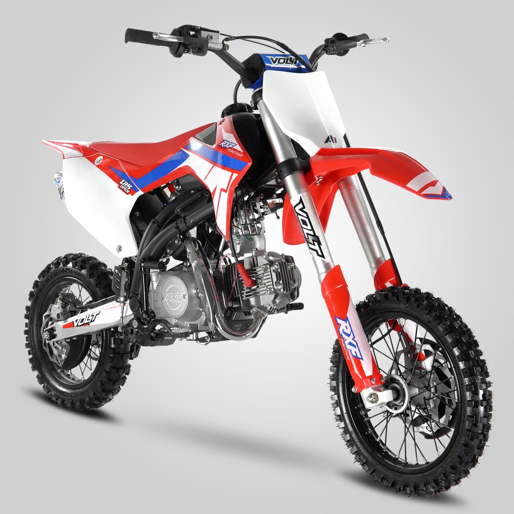 Pit Bike APOLLO RXF OPEN 125 édition 2018