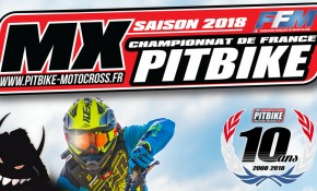 championnat france pit bike 2018