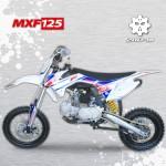 gamme bastos bike 2018 MXF125