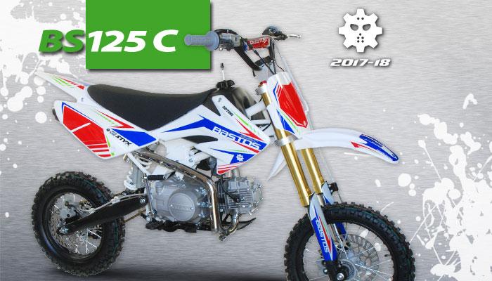 gamme bastos bike edition 2018 BS125C