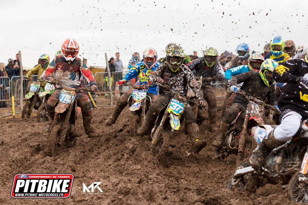 amateur championnat france pit bike 2018 saint jean angely