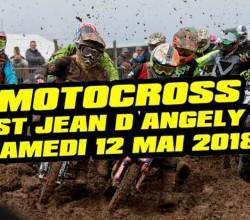 resultats st jean angely championnat france pit bike 2018